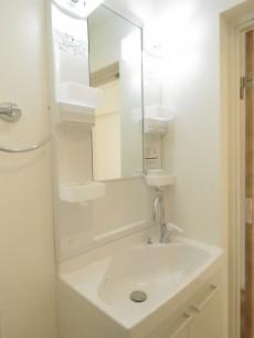 四谷フラワーマンション 洗面化粧台