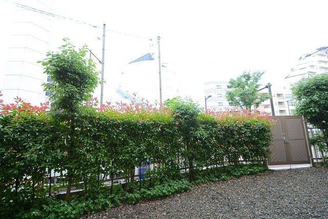 ライオンズマンション中野弥生町 バルコニー
