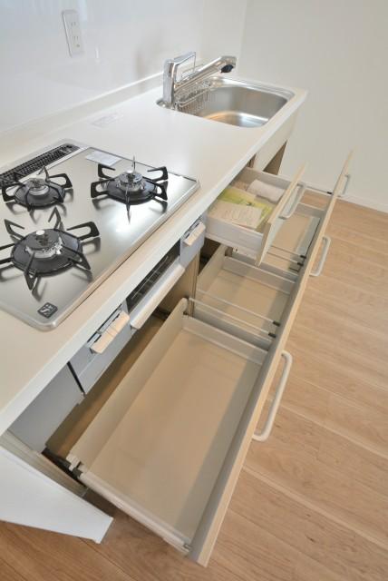 秀和第一南平台レジデンス キッチン
