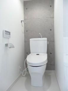 デューク高輪 トイレ