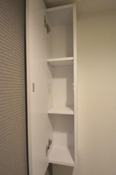 秀和第一南平台レジデンス トイレ収納