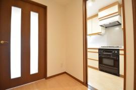 エステージ上野毛 キッチン