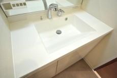 秀和第一南平台レジデンス 洗面化粧台