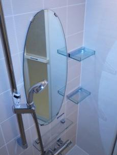 テレビ・浴室換気乾燥機付のバスルーム