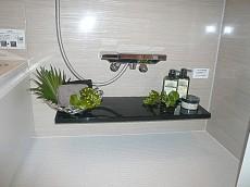 代官山マンション 浴室 カウンター部分602