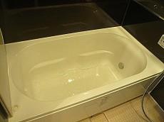 サングリア中目黒 ゆったり浴槽です。