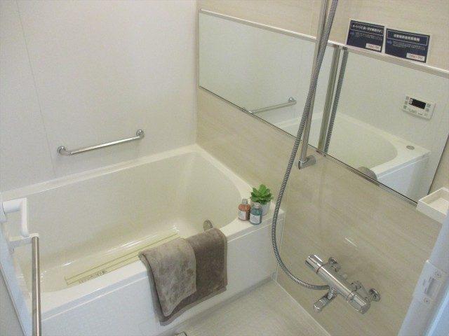 朝日千駄木マンション 浴室