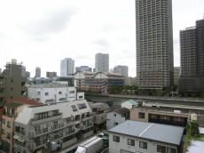 月島福寿マンション 眺望