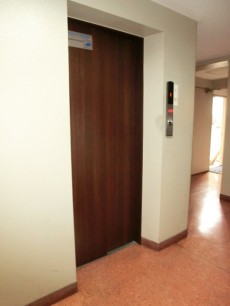 牛込中央マンション エレベーター