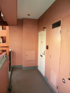 クレベール西新宿 廊下