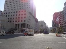 リシェ五反田スカイビュー マンションまでの道のり