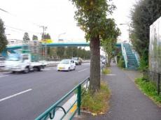 芦花公園スカイハイツ マンションまでの道のり