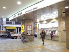 芦花公園スカイハイツ 京王線八幡山駅