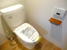 代官山エーデルハイム トイレ