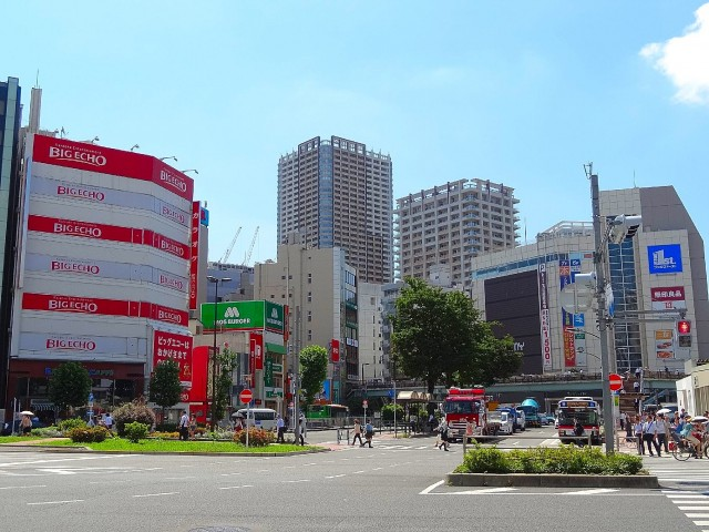 NK五反田コータース 五反田駅周辺