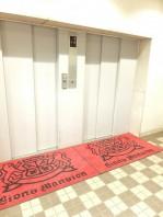 ライオンズマンション駒沢 エレベーター