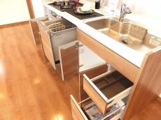 六本木ハイツ キッチン802