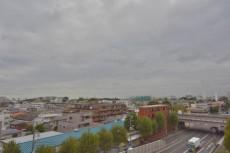 芦花公園ヒミコマンション バルコニーからの眺望