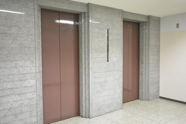 古河松原マンション エレベーター