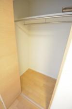 ライオンズマンション赤堤第2 約5.0畳の洋室の収納