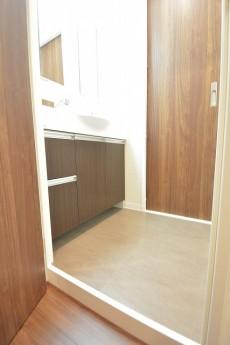 飯田橋第1パークファミリア 洗面室