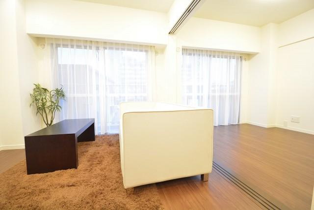 飯田橋第1パークファミリア LDKと洋室約5.0畳