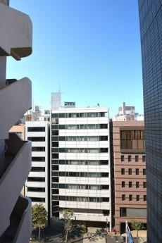 リシェ五反田スカイビュー バルコニーからの眺め