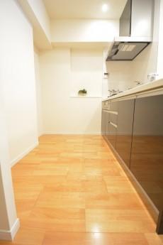 キッチンスペースは約3.0畳