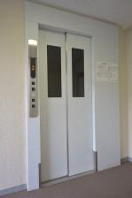 芦花公園スカイハイツ エレベーター