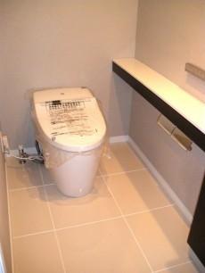 目白シティハウス トイレ