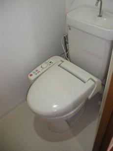 クレストコート中落合 トイレ