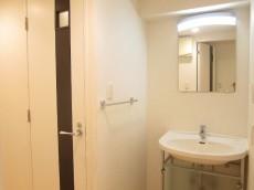 クレアシオン浅草Ⅱ 洗面室