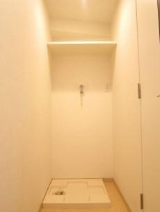 クレアシオン浅草Ⅱ 洗濯機置場