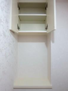 藤和シティホームズ御徒町Ⅱ トイレ収納