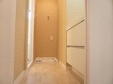 青山アジアマンション 洗面室