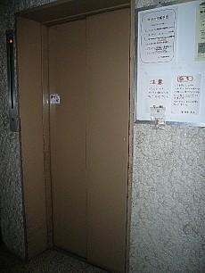 カーサ池尻 エレベーター