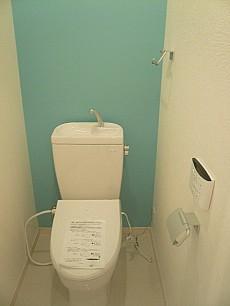 ライオンズマンショングリーン白金 トイレ
