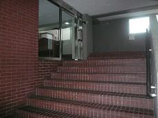 コープ野村六本木Ⅱ エントランススロープ