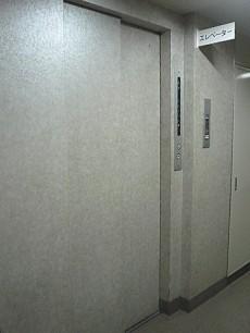 コープ野村六本木Ⅱ エレベーター