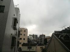 コープ野村六本木Ⅱ 4階からの眺望