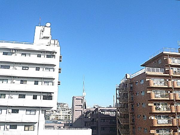 セブンスターマンション東山 眺望です。