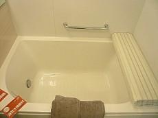 セブンスターマンション東山 浴室 浴槽。