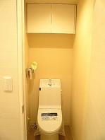 六本木ハイツ ウォシュレット付トイレ510