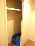 六本木ハイツ サービスルーム クローゼット510
