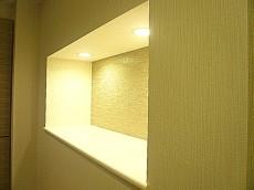 ライオンズマンション駒沢 ニッチカウンター