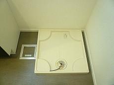 ライオンズマンション駒沢 洗濯機置き場
