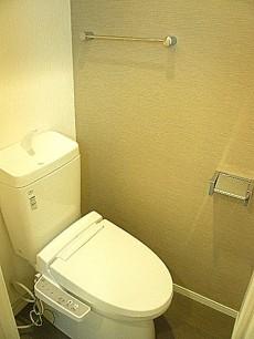 ライオンズマンション駒沢 ウォシュレット付トイレ
