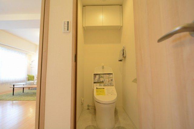 タイガー小石川ハイツ トイレ