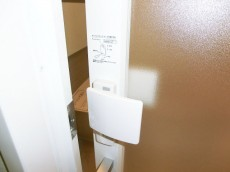 西新宿ハウス ドアにはチャイルドロック機能が501