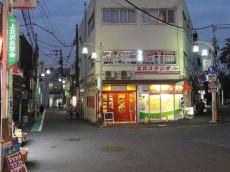 日神デュオステージ上北沢 上北沢商店街
